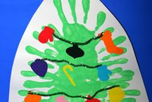 Kinder Christmas Crafts / by Carole McIntire