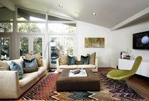 Home: Living Room / by Jenetta Cousin