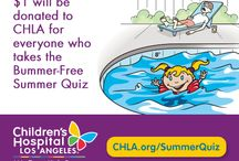 Bummer-Free Summer Safety Tips / by Children's Hospital Los Angeles