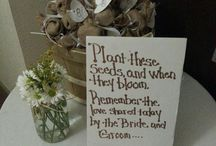 Wedding Favors / by Paige Pittinger