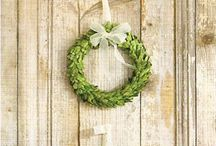 Wreaths / by Karen from Sew Many Ways