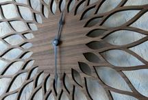 cool clocks / by Lori McG.