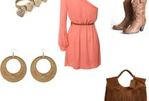 outfits / by Ronica Boundy