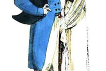 1790-1820 Regency gentleman / by Leimomi Oakes