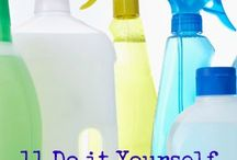 Homemade Anything! / Can it be made at home instead of bought? If so, then you'll find it here! Homemade cleaners, DIY clothing and crafts and more! / by Stacy Barr { Adventures in Coupons }