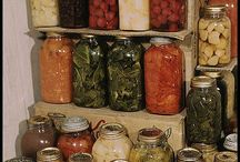 Canning fruit & veggies / by Tracy Jones