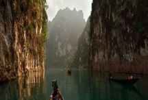 Summer Trip to Asia / 5 Weeks, many destinations.  / by Stephanie Marr