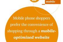 Mobile websites / Pin it ! / by SiteOnMobi Mobile Websites