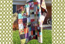Quilt for 2014 Project Lindsay!! / by Bexx Pyne