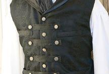 A Steampunk men's wear / by Jon M Cole