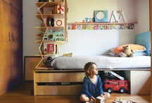 Rooms to be a Kid In. / by Dawn Day-Iannelli
