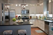 kitchen dreams / by Brittany Trimberger