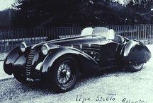 Vintage Cars / by Iesha Winner