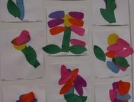 Preschool Art/Spring-Easter / by Moms Little