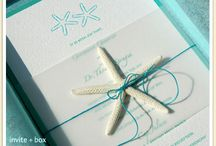 Beach Wedding Style / by Amy {Sassaby}