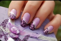 •♥• Nail-beauty / My personal opinion is that women's nails should always be painted... / by Deb