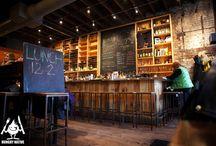 Nearby restaurants / by Boston University School of Public Health