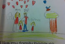 family unit / by Eminesse G