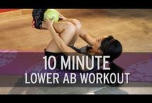Workout Video's / by Heather Lusch-Holste