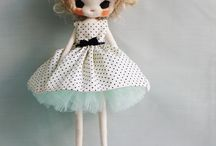 Fabric Dolls / by The Sewing Me
