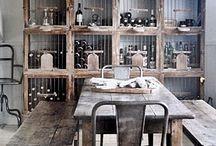KITCHEN/DINING ROOM / by Jennifer Schisler