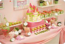 Birthday party ideaz / by Stephanie Seymour
