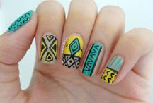 nail ideas and beauty! / by Sandra Armson