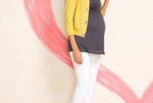 Women's Maternity Career Style / by Fabuliss™