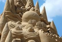 •Sand Sculptures• / by Sara Silveira