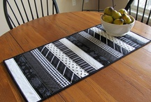 Table runners / by Heather Watson