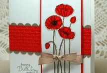 Pleasant Poppies Stamp / by Liza Murphy