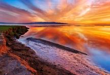 Beautiful Sunsets / by Melissa Henkel