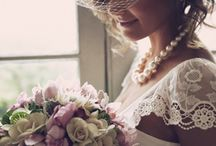Wedding dresses and hairdos / by Erica Bogenpohl