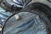 Denim Crafts / by Lana Kaye Glasco