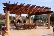 Outdoor Living / by Carved Stone Creations