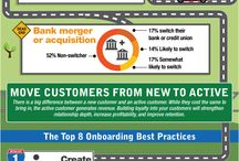 Financial Services Infographics / by Deluxe Financial