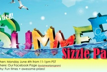 Summer Sizzle Party / by Amber Krzys