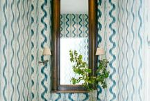 Bathroom ideas / by Whitney Rogers