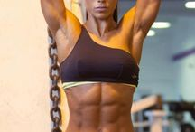 Fit women I'm inspired to resemble / by Clarissa Coleman