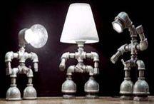 Lamps & Lighting / by Rachel Studebaker