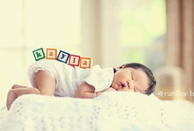 Newborn Photography Inspiration / A collection of newborn photography tips, posing inspiration, and clever ideas! / by Cardstore
