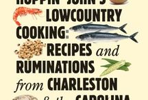 Charleston Cookbooks / Want to experience the heart and soul of Charleston, South Carolina? Taste the cuisine. Benne wafers. Carolina Gold rice. Oyster stew. Pickled okra. She Crab soup. Shrimp and grits. Charleston's Lowcountry cuisine is comprised of heirloom recipes proudly passed from one generation to the next over the past 300+ years, and it is uniquely seasoned by Gullah influence, the Charleston area's native sea island culture with a distinctive language, legends, crafts, and cuisine.  / by Charleston Area CVB