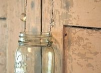 Mason Jar love / by Denise Kimball