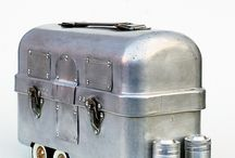 lunch boxes / by Barbara Purtlebaugh