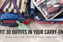 Packing tips / by Pauleen Cass