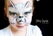 face painting / by DianaRuth Foo