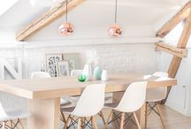 Dining Rooms / by Laura