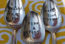 stamped silverware / by Dana Harper
