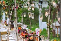 Wedding table decoration / by Marica Coniglio