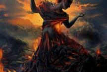 Fire Goddess / by Avalon Isle
